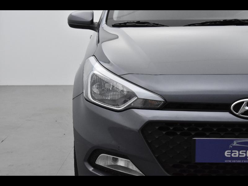 Hyundai i20 1.2 75ch Initia Gris occasion à Jaux - photo n°6