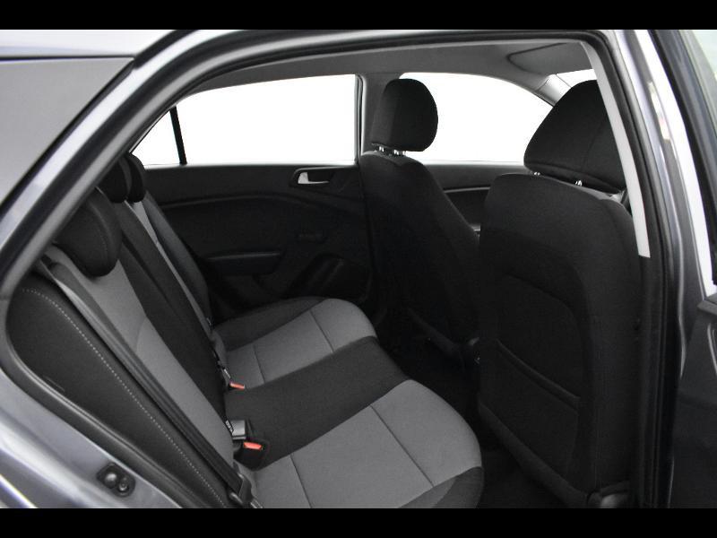 Hyundai i20 1.2 75ch Initia Gris occasion à Jaux - photo n°11