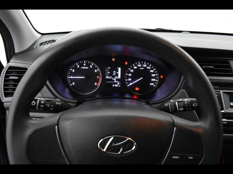 Hyundai i20 1.2 75ch Initia Gris occasion à Jaux - photo n°15