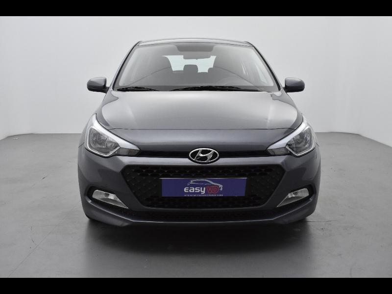 Hyundai i20 1.2 75ch Initia Gris occasion à Jaux - photo n°5