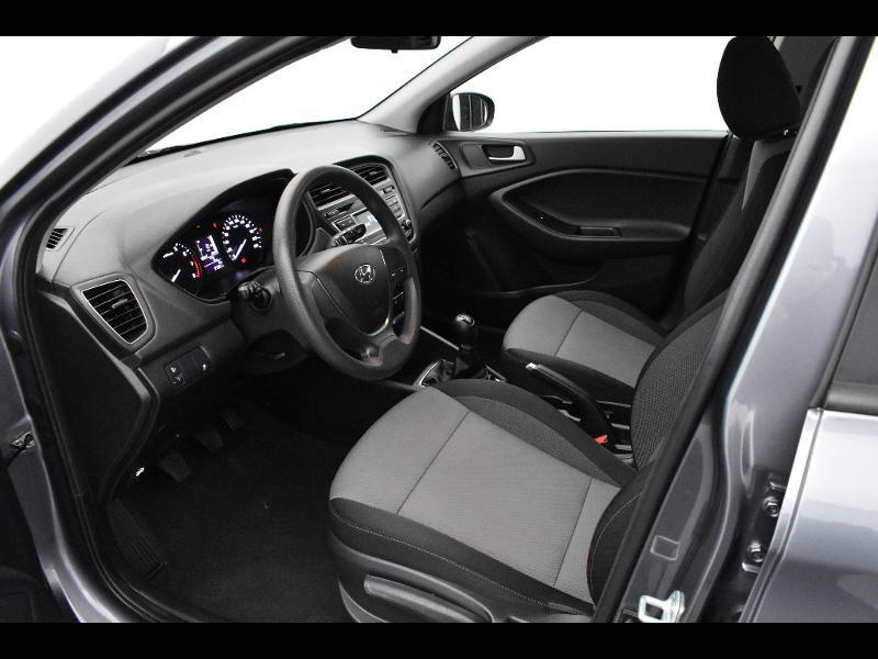 Hyundai i20 1.2 75ch Initia Gris occasion à Jaux - photo n°12