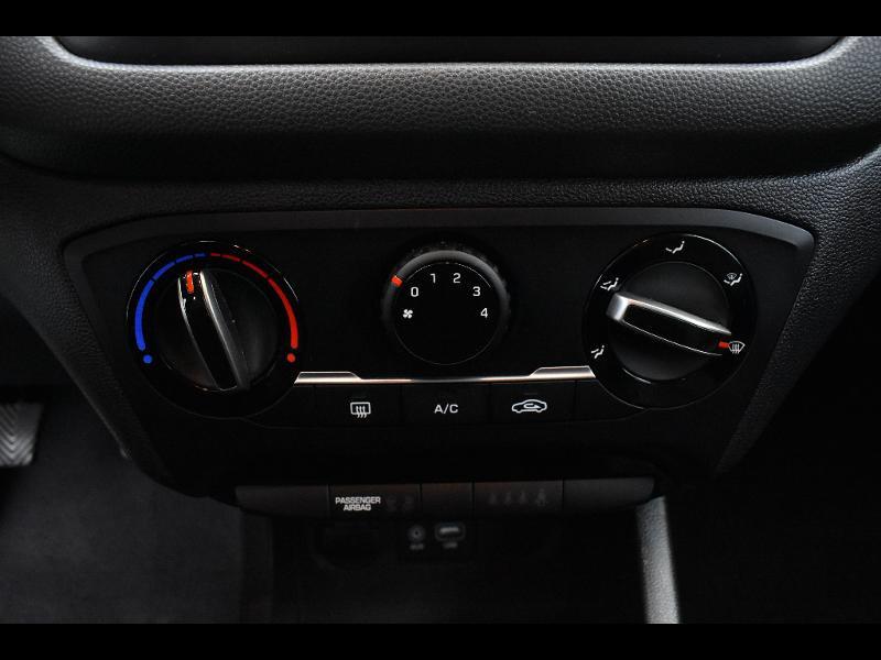 Hyundai i20 1.2 75ch Initia Gris occasion à Jaux - photo n°19