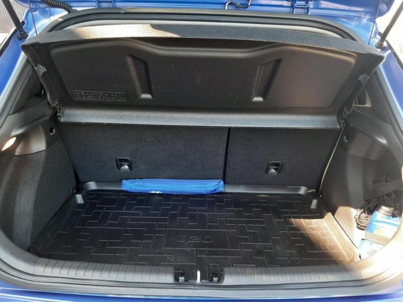 Hyundai i20 1.2 84 Intuitive Bleu occasion à Tourville-la-Rivière - photo n°7