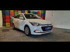 Hyundai i20 1.2 84 Intuitive Blanc à Dijon 21