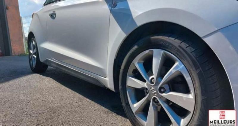 Hyundai i20 1.2 csv 84 ea sport Blanc occasion à Bruay La Buissière - photo n°3