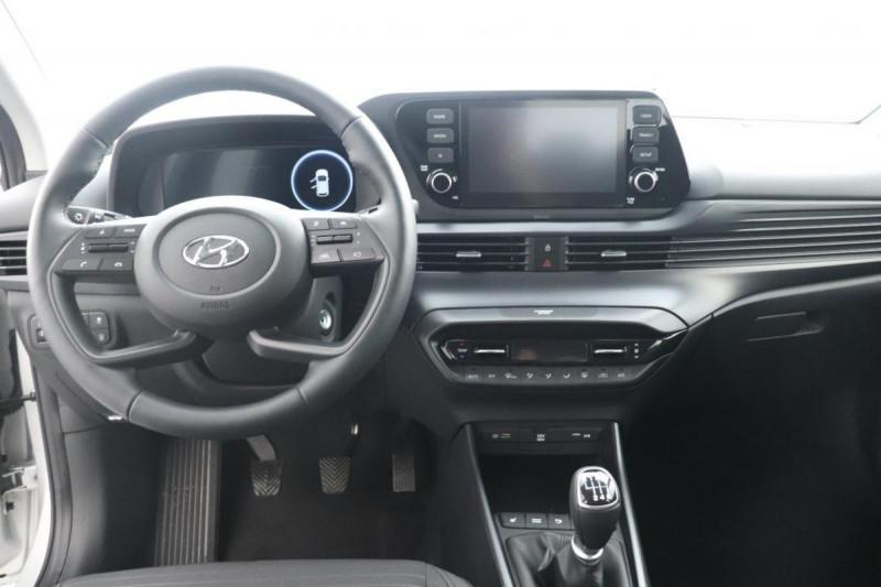 Hyundai i20 T-GDI MILD HYBRID 48V ESSENTIAL ECL Gris occasion à Seclin - photo n°4