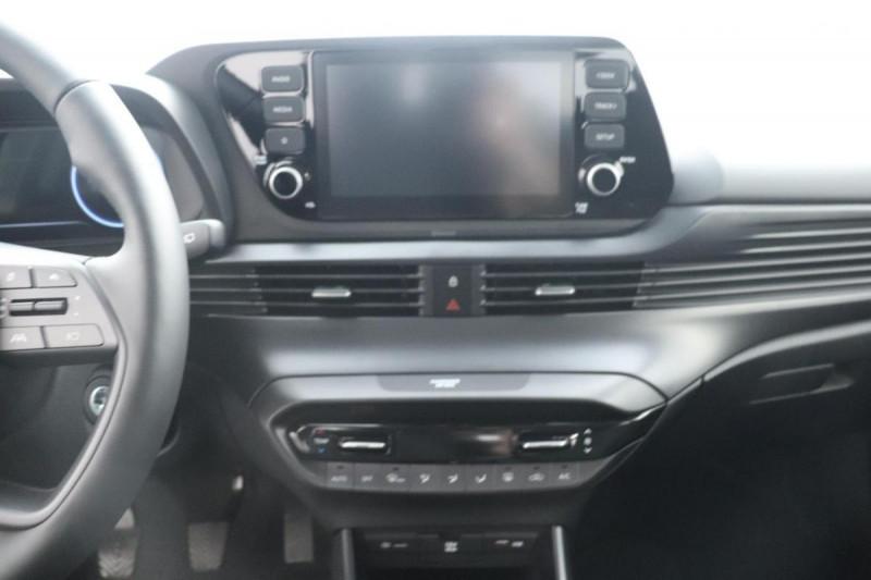 Hyundai i20 T-GDI MILD HYBRID 48V ESSENTIAL ECL Gris occasion à Seclin - photo n°11