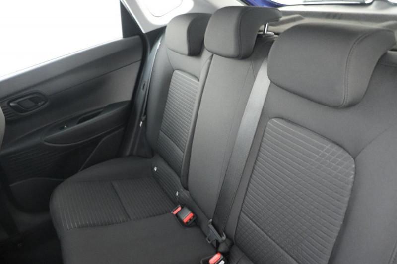 Hyundai i20 T-GDI MILD HYBRID 48V ESSENTIAL ECL Bleu occasion à Saint-Grégoire - photo n°6