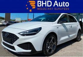 Hyundai i30 Blanc, garage BHD AUTO à Biganos