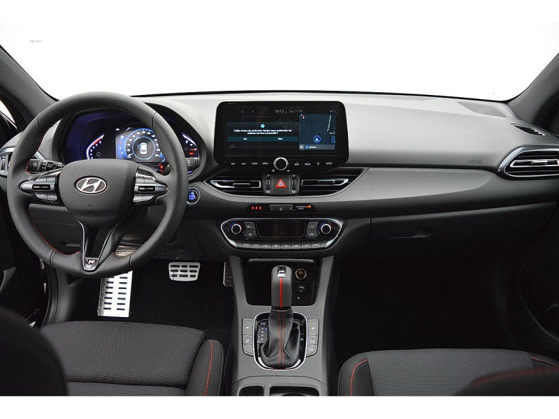 Hyundai i30 1.0 T-GDI 120 S&S - BV DCT-7 N Line  occasion à Lormont - photo n°4