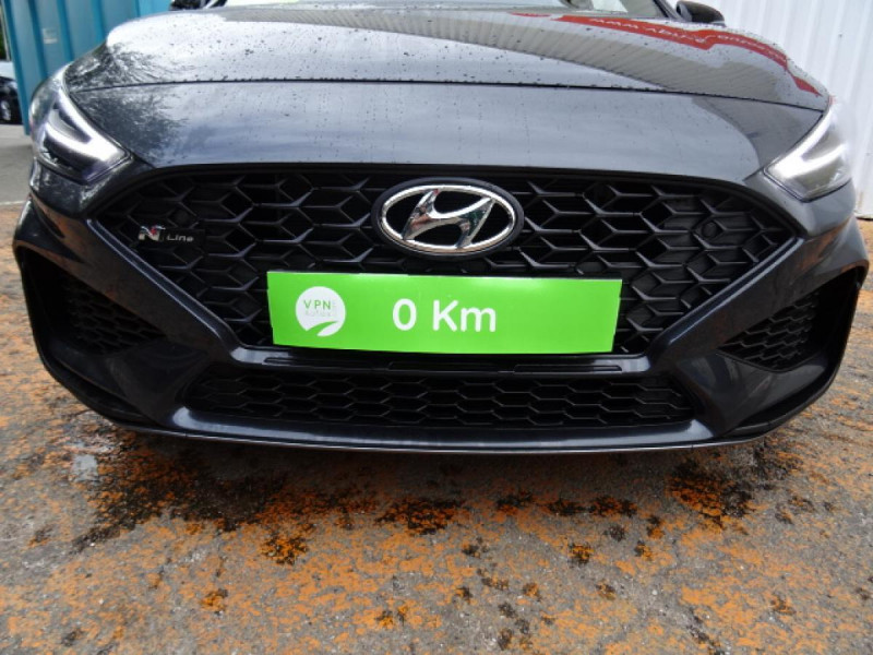 Hyundai i30 1.0 T-GDI - 120 S&S - DCT-7 N Line  occasion à Mérignac - photo n°4