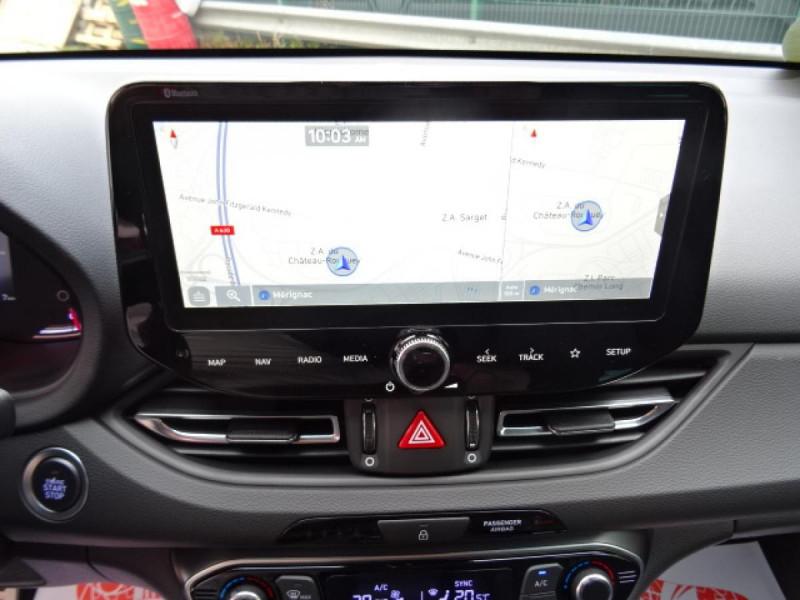 Hyundai i30 1.0 T-GDI - 120 S&S - DCT-7 N Line  occasion à Mérignac - photo n°16