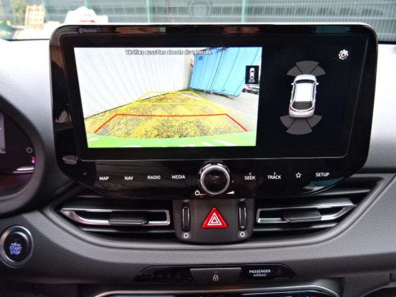 Hyundai i30 1.0 T-GDI - 120 S&S - DCT-7 N Line  occasion à Mérignac - photo n°14