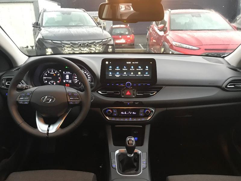 Hyundai i30 1.0 T-GDi 120ch Creative hybrid  occasion à CASTRES - photo n°5