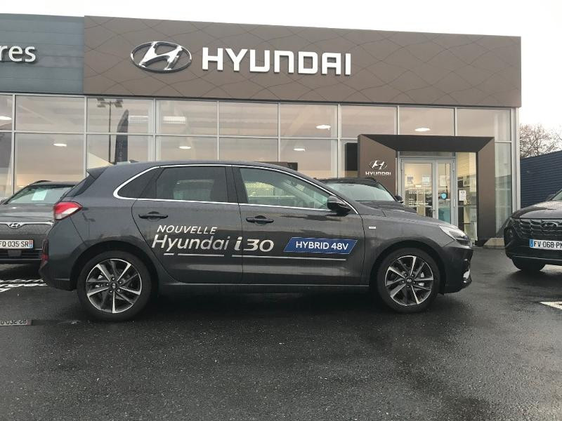 Hyundai i30 1.0 T-GDi 120ch Creative hybrid  occasion à CASTRES - photo n°3