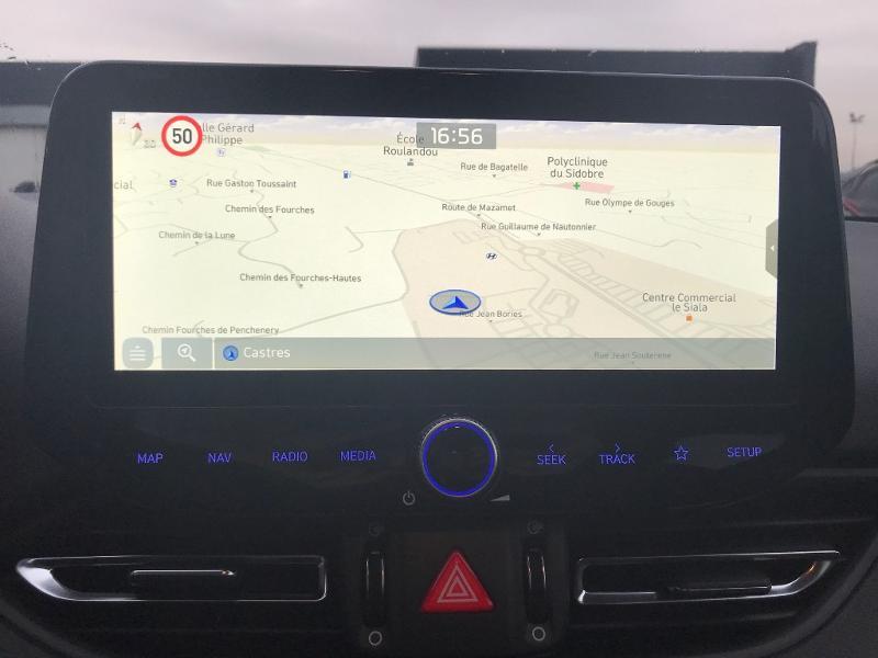 Hyundai i30 1.0 T-GDi 120ch Creative hybrid  occasion à CASTRES - photo n°10
