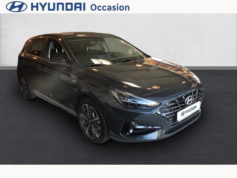 Hyundai i30 1.0 T-GDi 120ch Creative hybrid  occasion à Albi - photo n°3