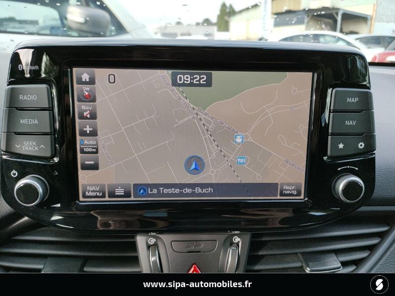 Hyundai i30 1.0 T-GDi 120ch Creative Gris occasion à La Teste-de-Buch - photo n°5