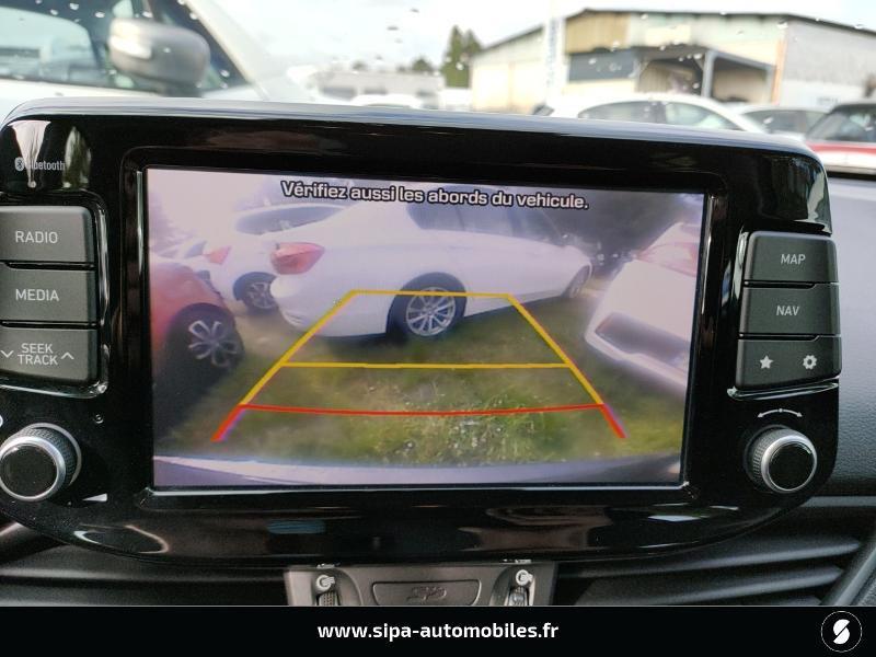 Hyundai i30 1.0 T-GDi 120ch Creative Gris occasion à La Teste-de-Buch - photo n°17