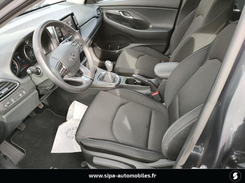 Hyundai i30 1.0 T-GDi 120ch Creative Gris occasion à La Teste-de-Buch - photo n°4