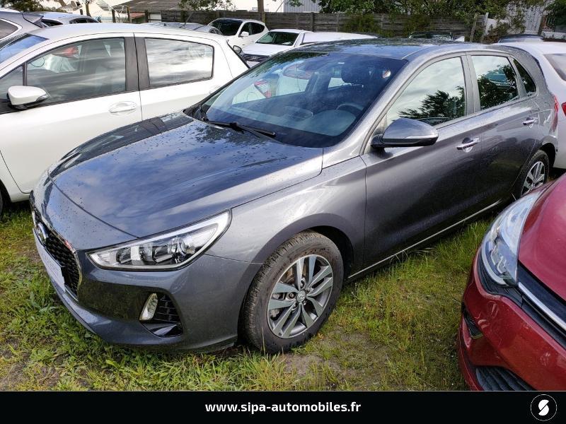 Hyundai i30 1.0 T-GDi 120ch Creative Gris occasion à La Teste-de-Buch