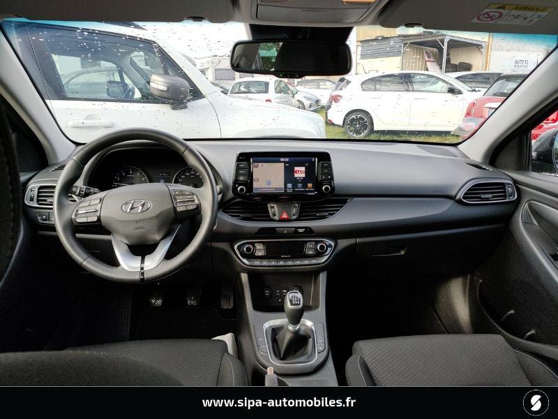 Hyundai i30 1.0 T-GDi 120ch Creative Gris occasion à La Teste-de-Buch - photo n°3