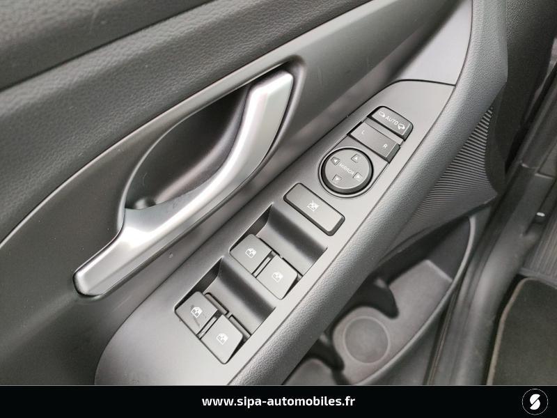 Hyundai i30 1.0 T-GDi 120ch Creative Gris occasion à La Teste-de-Buch - photo n°12
