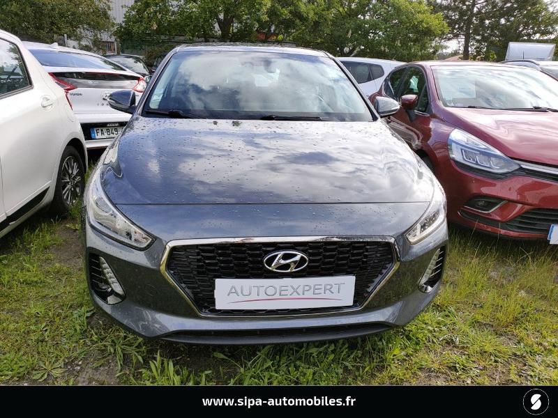 Hyundai i30 1.0 T-GDi 120ch Creative Gris occasion à La Teste-de-Buch - photo n°8