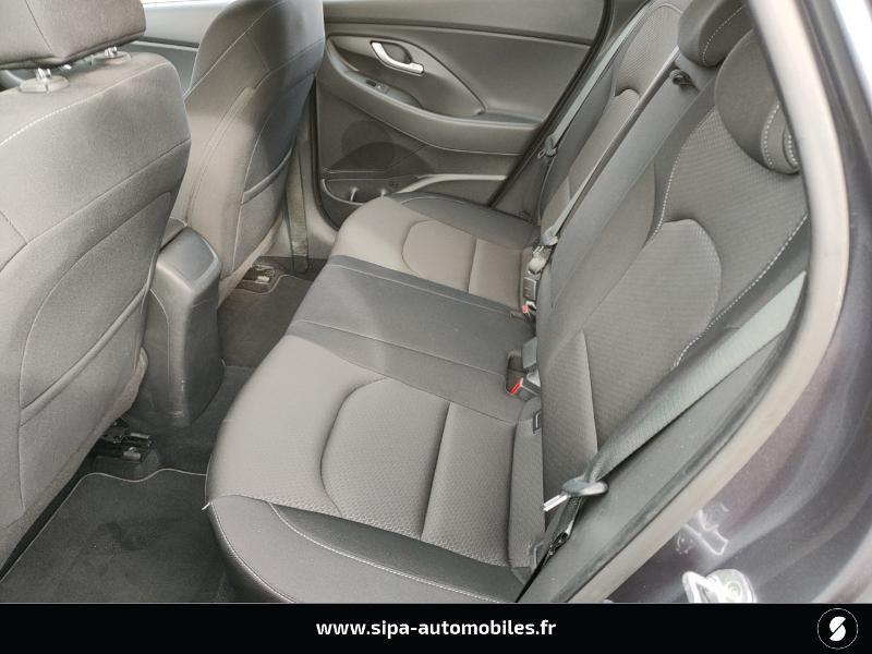 Hyundai i30 1.0 T-GDi 120ch Creative Gris occasion à La Teste-de-Buch - photo n°11