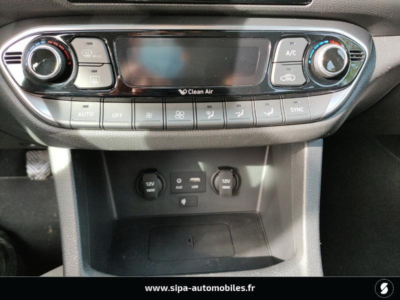 Hyundai i30 1.0 T-GDi 120ch Creative Gris occasion à La Teste-de-Buch - photo n°15
