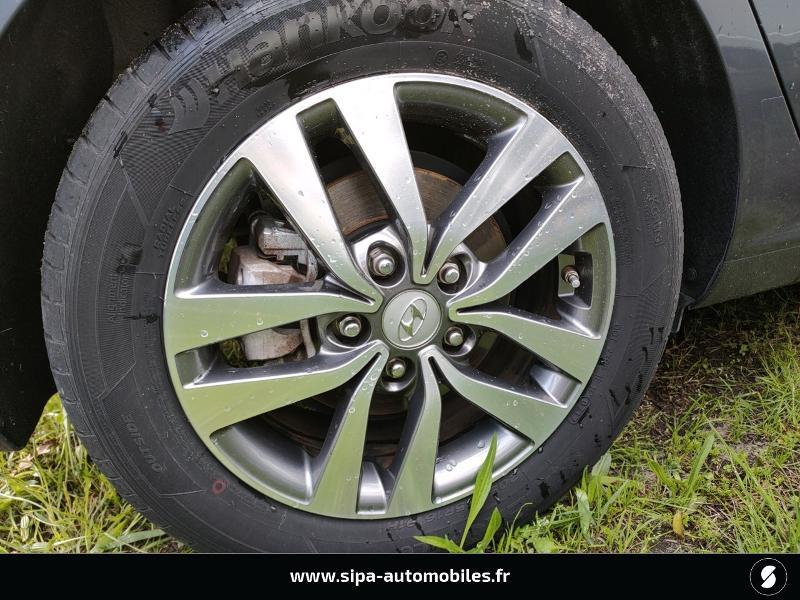 Hyundai i30 1.0 T-GDi 120ch Creative Gris occasion à La Teste-de-Buch - photo n°7
