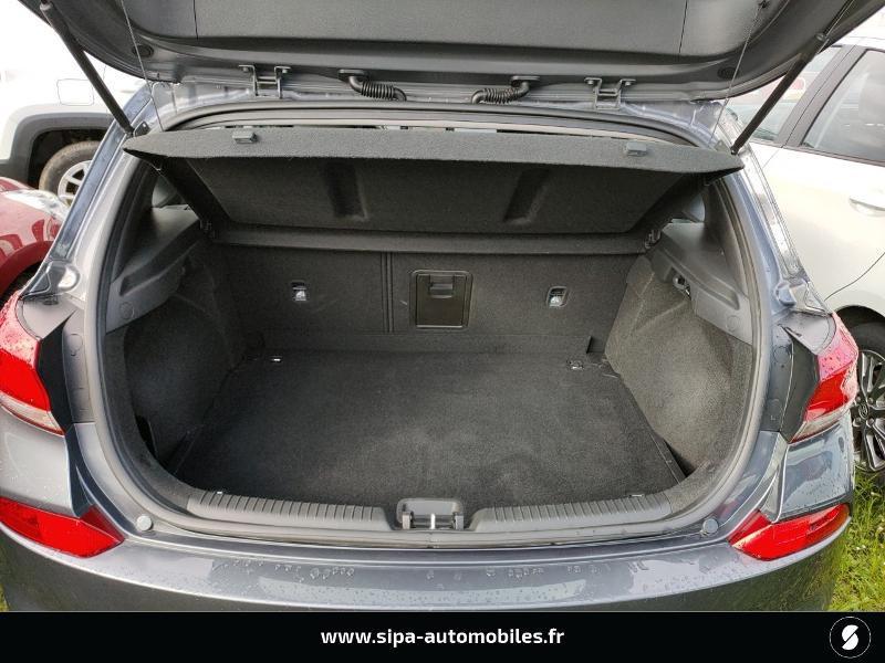 Hyundai i30 1.0 T-GDi 120ch Creative Gris occasion à La Teste-de-Buch - photo n°6