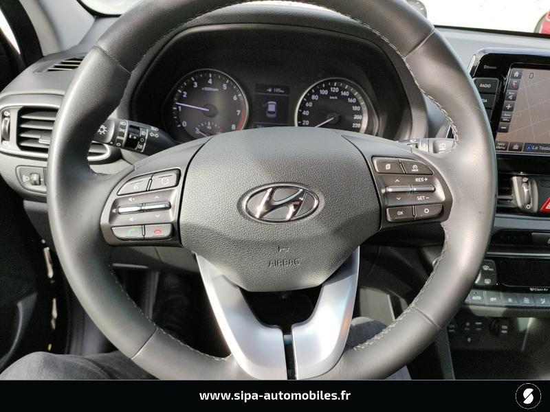Hyundai i30 1.0 T-GDi 120ch Creative Gris occasion à La Teste-de-Buch - photo n°16