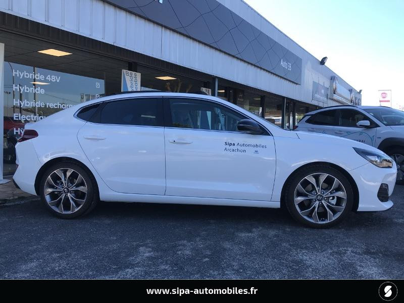 Hyundai i30 1.4 T-GDI 140ch Executive DCT-7 Euro6d-T EVAP Blanc occasion à La Teste-de-Buch - photo n°18