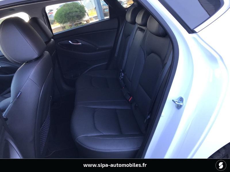 Hyundai i30 1.4 T-GDI 140ch Executive DCT-7 Euro6d-T EVAP Blanc occasion à La Teste-de-Buch - photo n°20