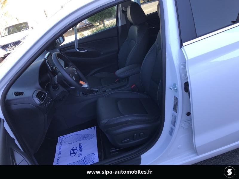 Hyundai i30 1.4 T-GDI 140ch Executive DCT-7 Euro6d-T EVAP Blanc occasion à La Teste-de-Buch - photo n°19