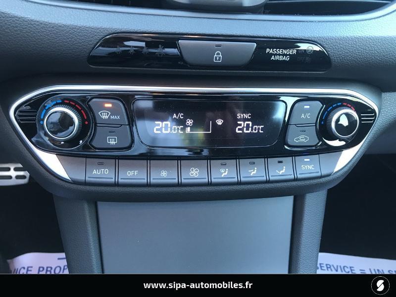 Hyundai i30 1.4 T-GDI 140ch Executive DCT-7 Euro6d-T EVAP Blanc occasion à La Teste-de-Buch - photo n°6