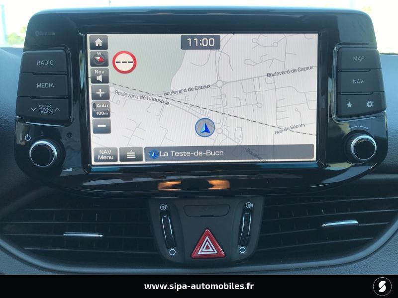 Hyundai i30 1.4 T-GDI 140ch Executive DCT-7 Euro6d-T EVAP Blanc occasion à La Teste-de-Buch - photo n°5
