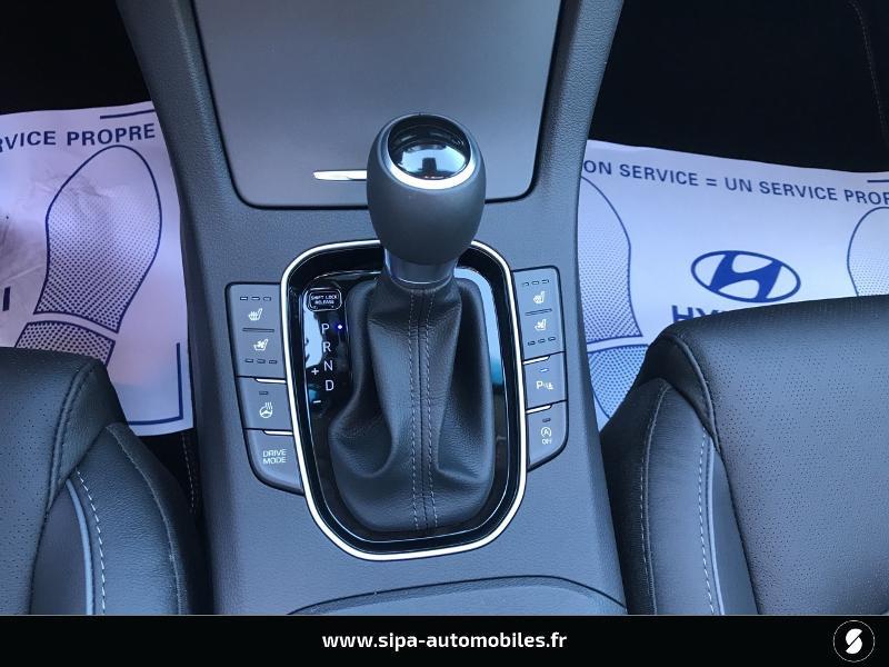 Hyundai i30 1.4 T-GDI 140ch Executive DCT-7 Euro6d-T EVAP Blanc occasion à La Teste-de-Buch - photo n°7