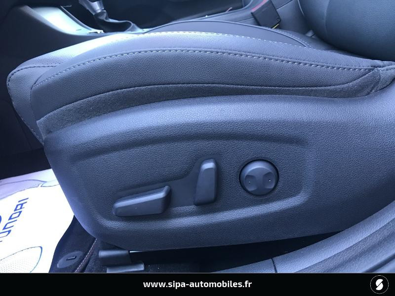 Hyundai i30 1.4 T-GDI 140ch Executive DCT-7 Euro6d-T EVAP Blanc occasion à La Teste-de-Buch - photo n°15