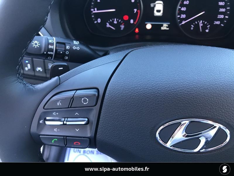 Hyundai i30 1.4 T-GDI 140ch Executive DCT-7 Euro6d-T EVAP Blanc occasion à La Teste-de-Buch - photo n°13