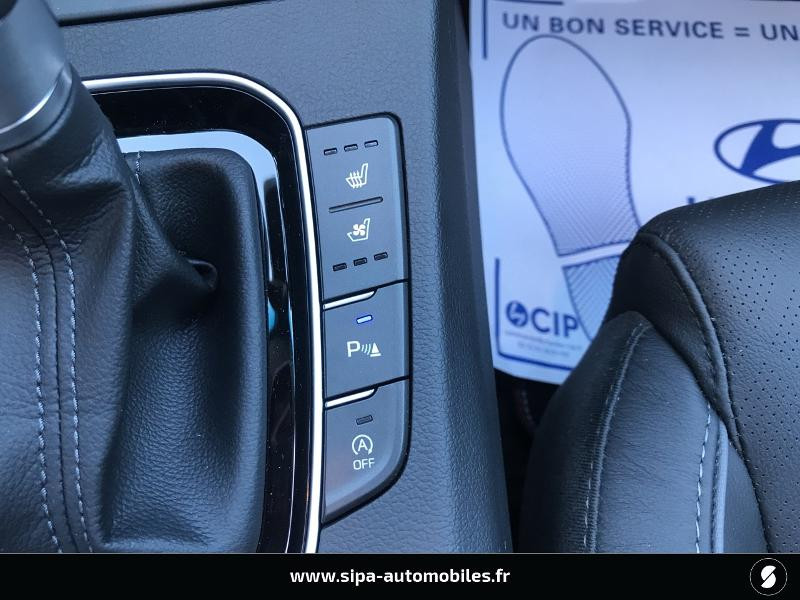 Hyundai i30 1.4 T-GDI 140ch Executive DCT-7 Euro6d-T EVAP Blanc occasion à La Teste-de-Buch - photo n°10