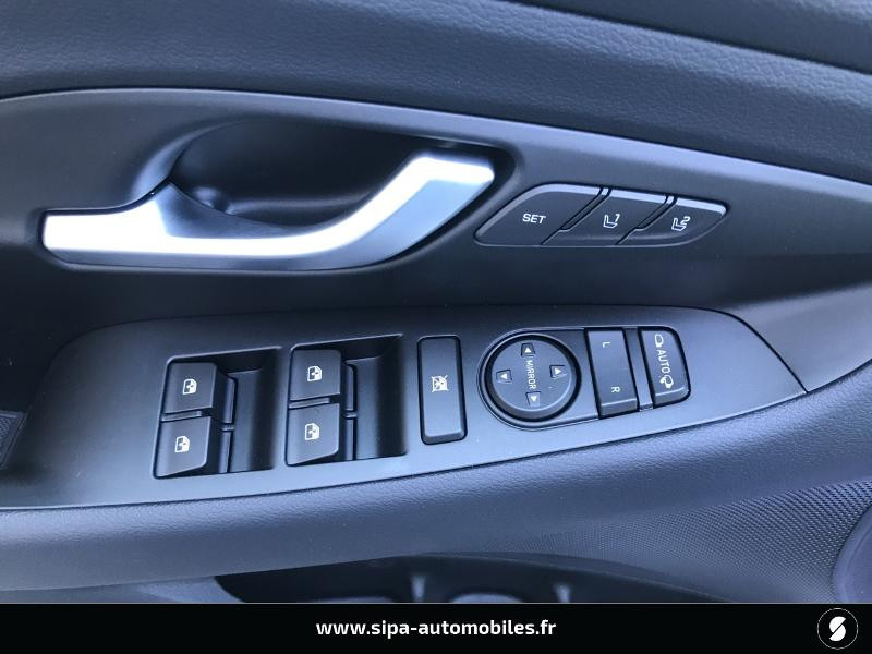 Hyundai i30 1.4 T-GDI 140ch Executive DCT-7 Euro6d-T EVAP Blanc occasion à La Teste-de-Buch - photo n°16
