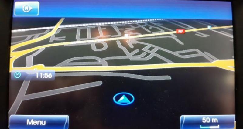 Hyundai i30 1.6 CRDi 110 Blue Drive GO! Noir occasion à CHANAS - photo n°7