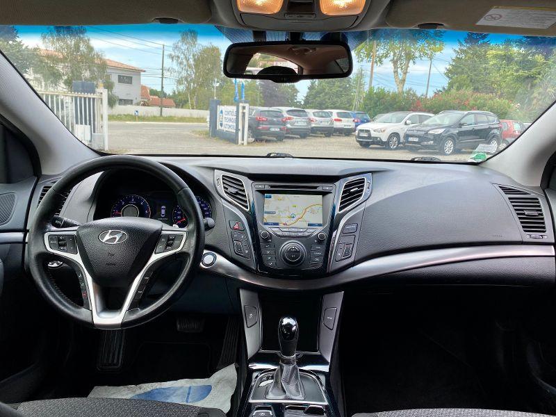 Hyundai i40 1.7 CRDi136 PACK Premium BA Noir occasion à Castelmaurou - photo n°6