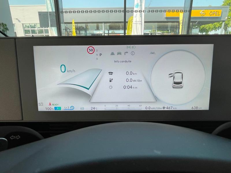 Hyundai Ioniq 73 kWh - 218ch Creative Vert occasion à Muret - photo n°7