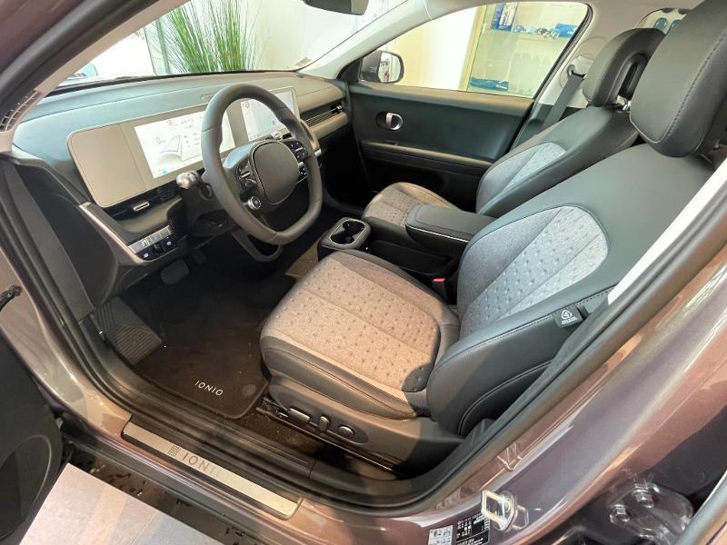 Hyundai Ioniq 73 kWh - 218ch Creative Vert occasion à Muret - photo n°5