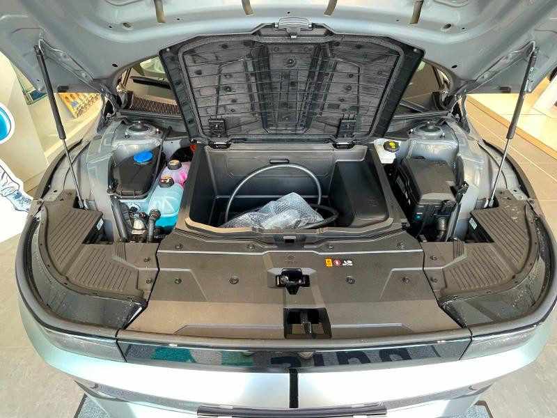 Hyundai Ioniq 73 kWh - 218ch Creative Vert occasion à Muret - photo n°12