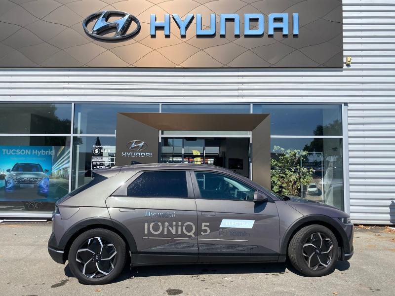 Hyundai Ioniq 73 kWh - 218ch Creative Vert occasion à Muret - photo n°3