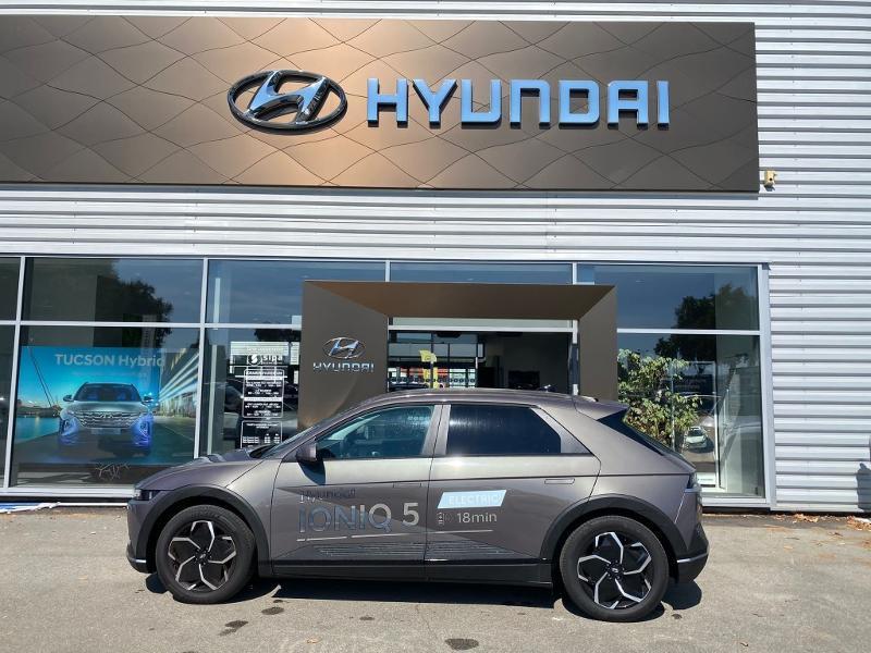 Hyundai Ioniq 73 kWh - 218ch Creative Vert occasion à Muret - photo n°4